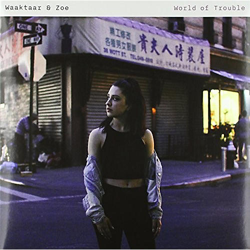 Alliance Waaktaar & Zoe - World Of Trouble (Limited Edition Blue Vinyl)