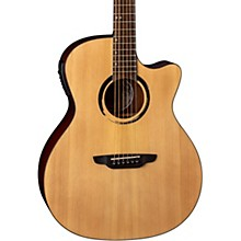 Luna Guitars Wabi Sabi Grand Concert Acoustic-Electric Guitar