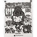 Shawnee Press Wackadoo Zoo (Book) thumbnail