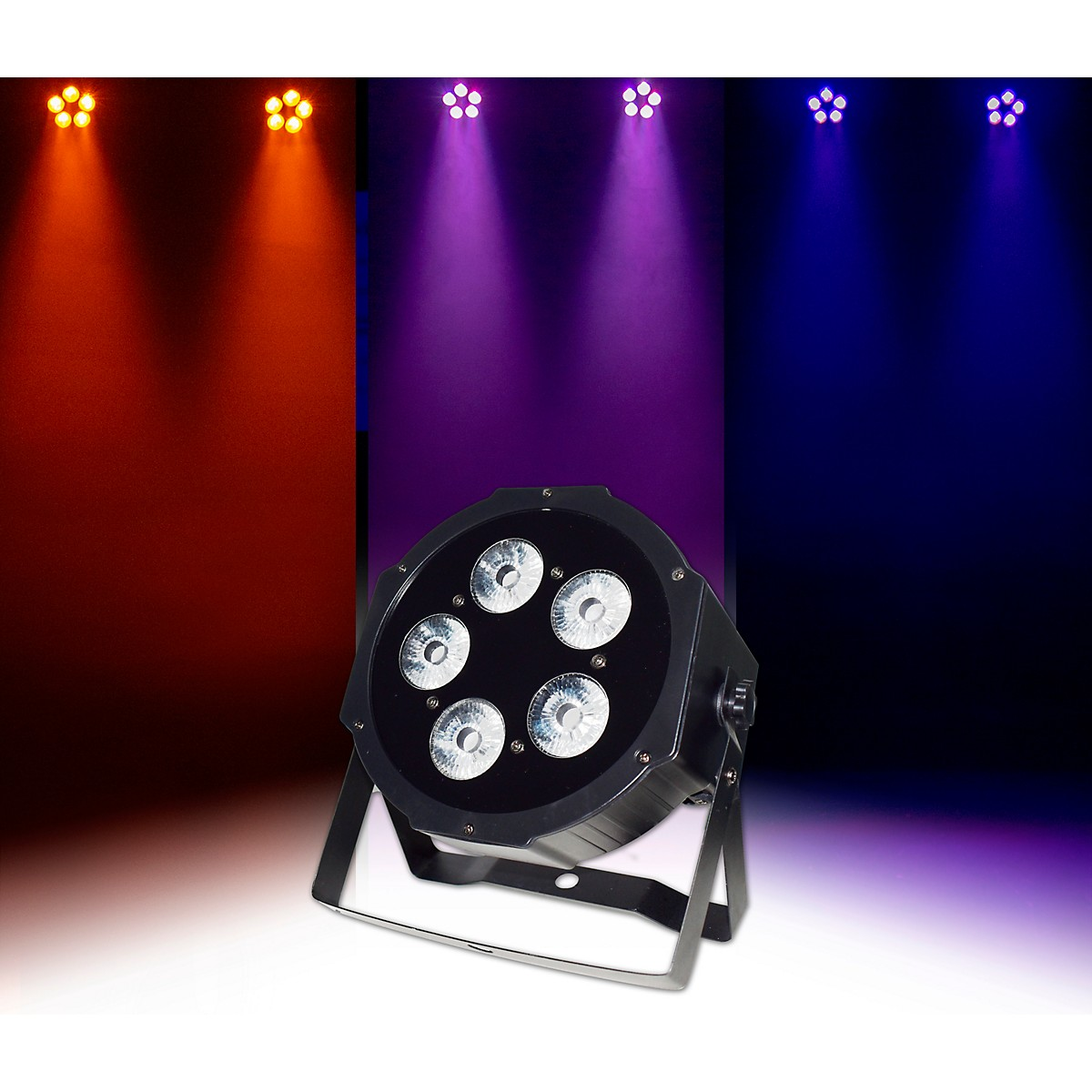 ColorKey WaferPar HEX 5 RGBAW+UV LED Wash Light