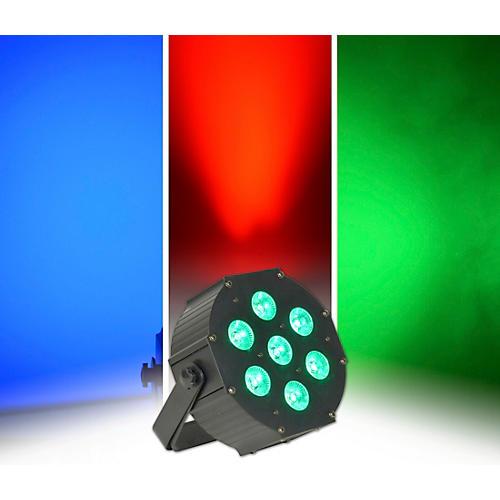 ColorKey WaferPar HEX 7 RGBAW+UV LED PAR Wash Light
