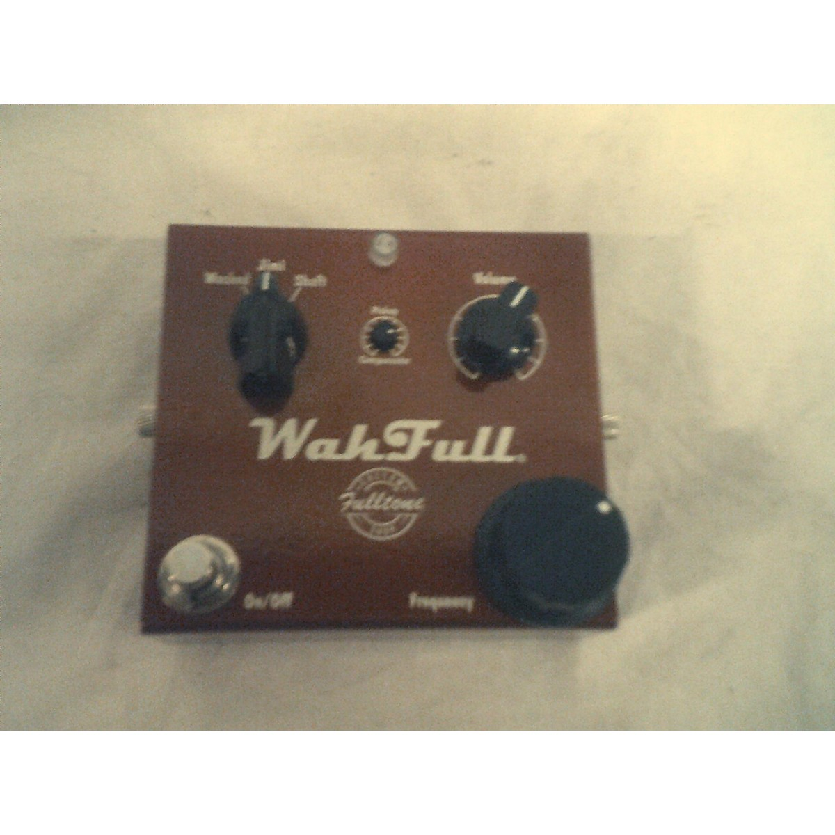 Fulltone WahFull Effect Pedal