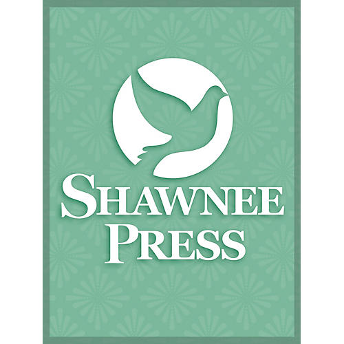 Shawnee Press Walk Along Beside Me, O My Lord SATB Composed by Don Besig