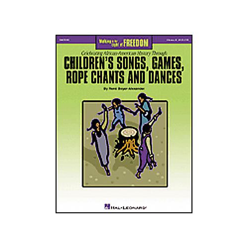 Hal Leonard Walking In The Light of Freedom- Children's Songs