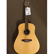 Seagull Walnut 12 12 String Acoustic Electric Guitar