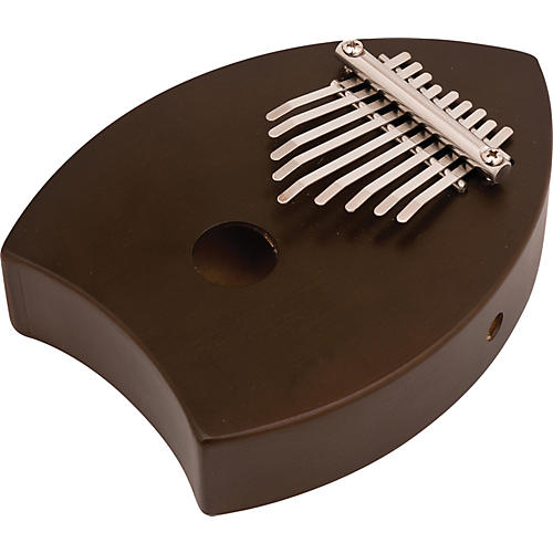 Toca Walnut Tocalimba Thumb Piano with Sound Chamber