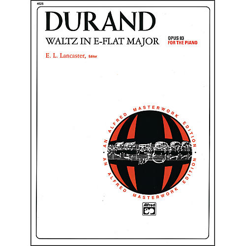Alfred Waltz in E-Flat Major