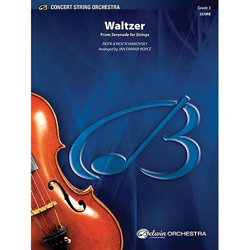 Alfred Waltzer String Orchestra Grade 3