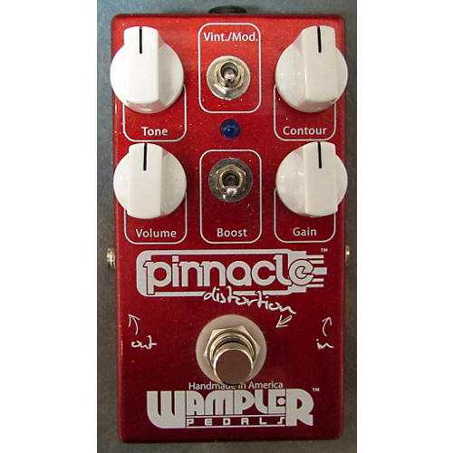 Pinnacle Wampler Effect Pedal