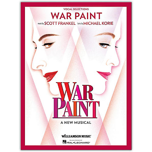 Hal Leonard War Paint Vocal Selections