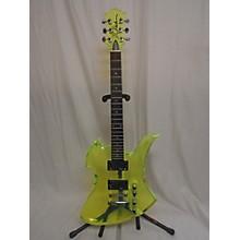 B.C. Rich Warlock Acrylic Solid Body Electric Guitar