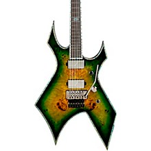 Warlock Extreme Exotic with Floyd Rose Electric Guitar Reptile Eye