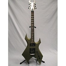 B.C. Rich Warlock Platinum Pro Solid Body Electric Guitar