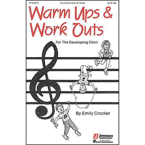 Hal Leonard Warm-Ups and Workouts for the Developing Choir (Vol. I)