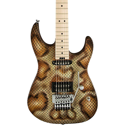 Charvel Warren DeMartini Signature Snake Pro Mod Electric Guitar