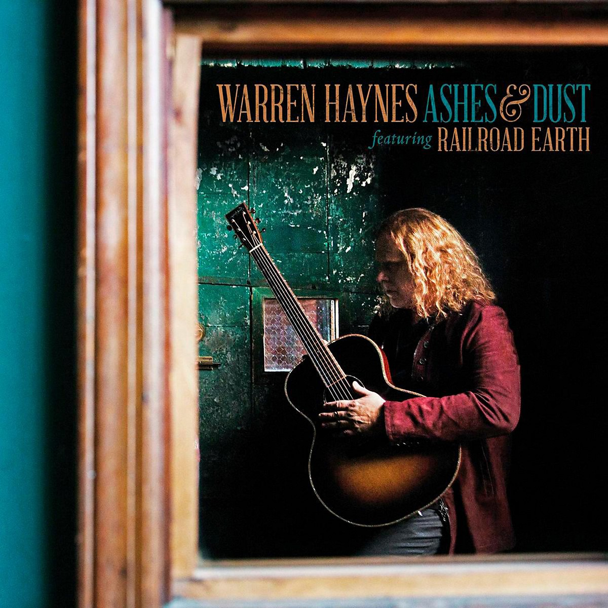 Universal Music Group Warren Haynes - Ashes & Dust (Feat. Railroad Earth) Vinyl LP