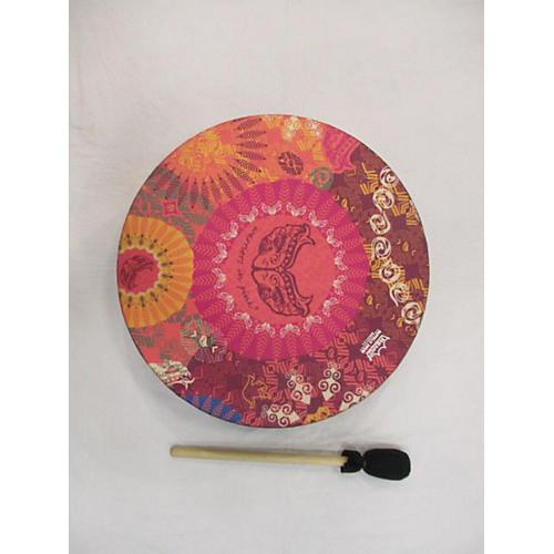 Remo Warrior In Pink Buffalo Drum Hand Drum