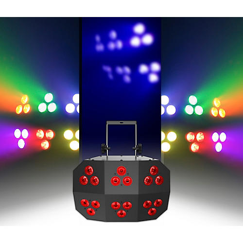 CHAUVET DJ Wash FX 2 RGB+UV LED Lighting Effect  sc 1 st  Guitar Center & CHAUVET DJ Wash FX 2 RGB+UV LED Lighting Effect | Guitar Center