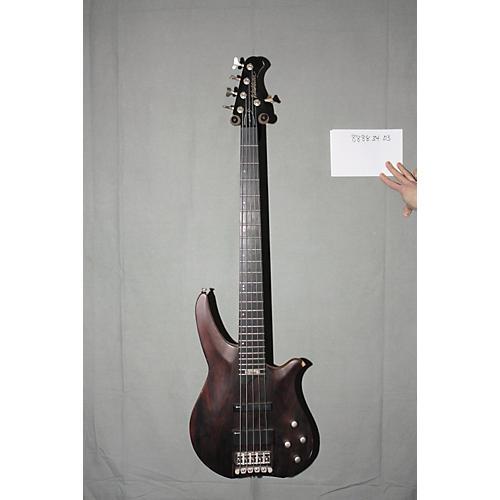 Used Washburn CB15CO Bass Guitar Cocobola