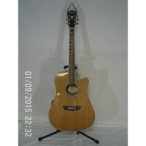 used washburn washburn wdflb26sce forest lee jr b bender acoustic electric guitar guitar center. Black Bedroom Furniture Sets. Home Design Ideas