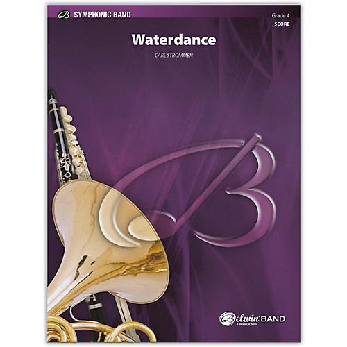 BELWIN Waterdance Conductor Score 4 (Medium)
