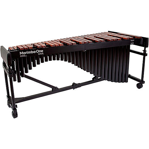 Marimba One Wave #9622 A442 4.3 Octave Marimba with Enhanced Keyboard and Classic Resonators 4