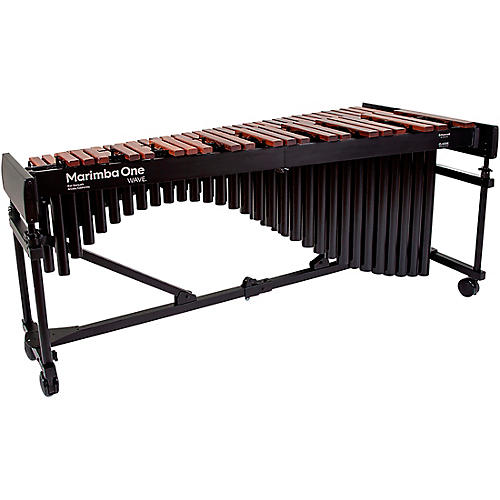 Marimba One Wave #9623 A440 4.3 Octave Marimba with Premium Keyboard and Classic Resonators 4