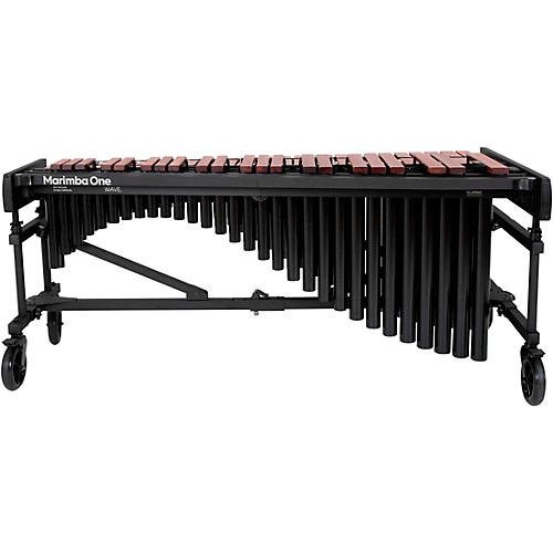 Marimba One Wave #9633 A442 4.3 Octave Marimba with Premium Keyboard and Classic Resonators