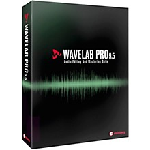 Steinberg WaveLab Pro 9.5 Upgrade from WaveLab Elements 7,8,9,9.5