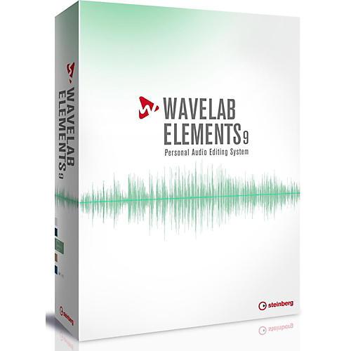Steinberg Wavelab Elements 9 Update from Wavelab Elements 8