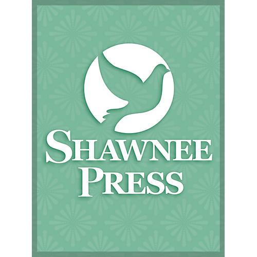Shawnee Press Way Down Yonder in Bethlehem SATB Composed by Michael Barrett