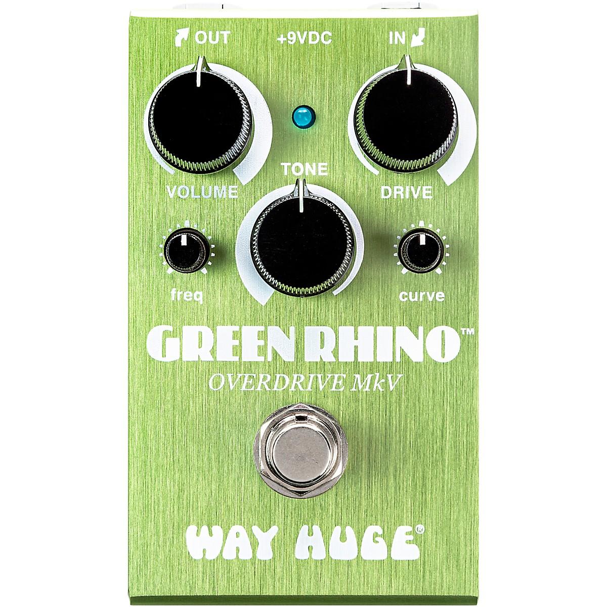 Way Huge Electronics Way Huge Smalls Green Rhino Overdrive MKV