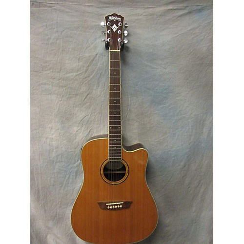 Washburn Wcd18ce Acoustic Electric Guitar