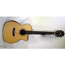 Washburn Wcg22sce Acoustic Electric Guitar