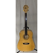 Washburn Wd40s Acoustic Guitar