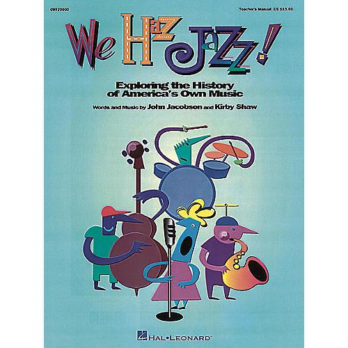 Hal Leonard We Haz Jazz! (Musical) Singer 5 Pak Composed by Kirby Shaw