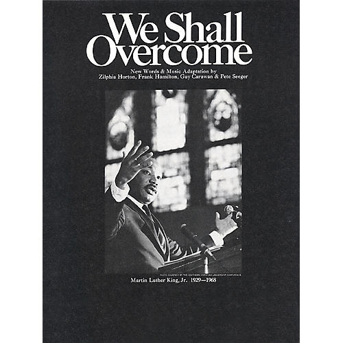 TRO ESSEX Music Group We Shall Overcome Richmond Music ¯ Sheet Music Series