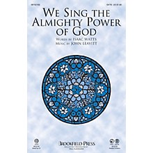Brookfield We Sing the Almighty Power of God Chamber Orchestra Composed by John Leavitt