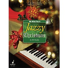 Schott We Wish You a Jazzy Christmas (11 Easy Arrangements for Piano) Schott Series