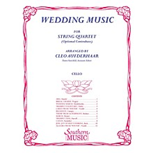 Southern Wedding Music (Cello Part) Southern Music Series Arranged by Cleo Aufderhaar