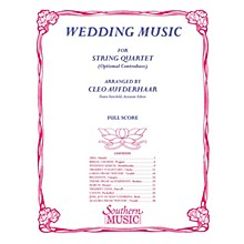 Southern Wedding Music (Conductor Score) Southern Music Series Arranged by Cleo Aufderhaar