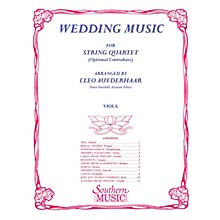 Southern Wedding Music (Viola Part) Southern Music Series Arranged by Cleo Aufderhaar