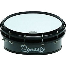 Dynasty Wedge Lite Series Marching Snare Drum Level 1 Black