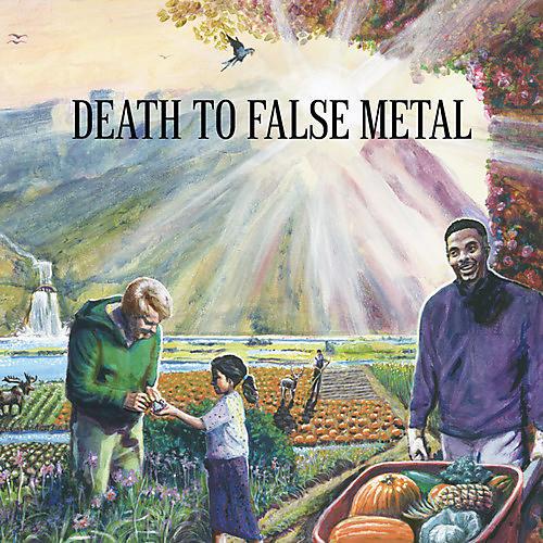 Alliance Weezer - Death to False Metal