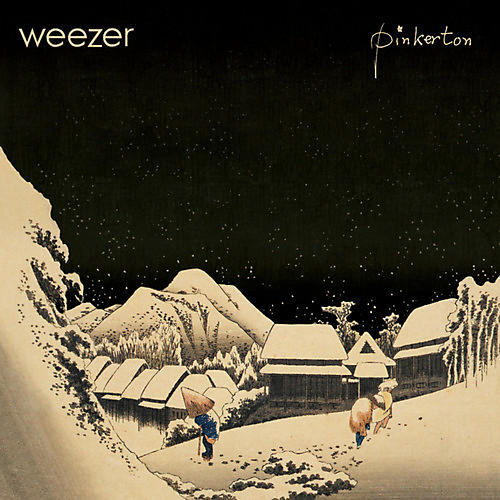 weezer pinkerton guitar center. Black Bedroom Furniture Sets. Home Design Ideas
