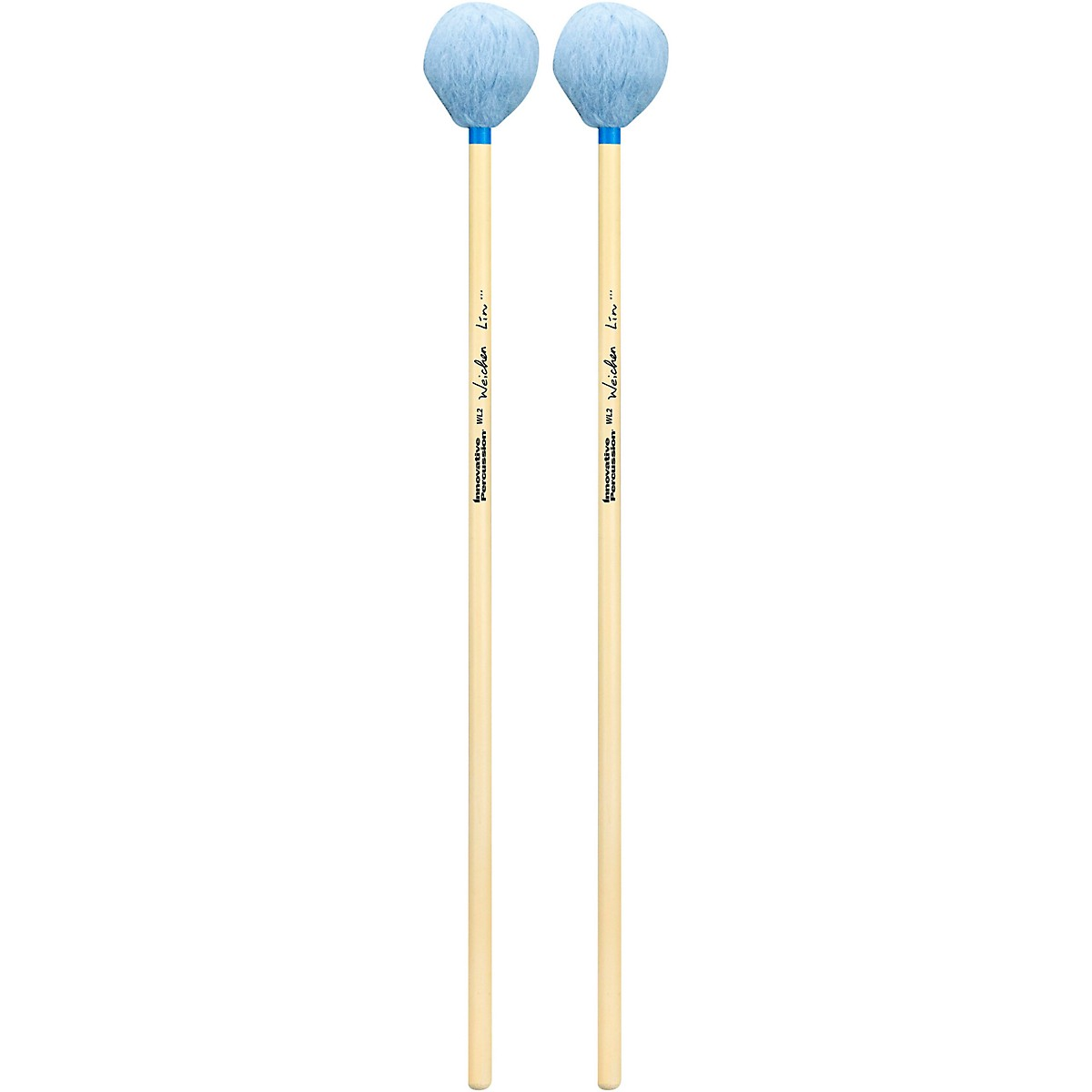 Innovative Percussion Wei-Chen Lin Series Rattan Handle Marimba Mallets