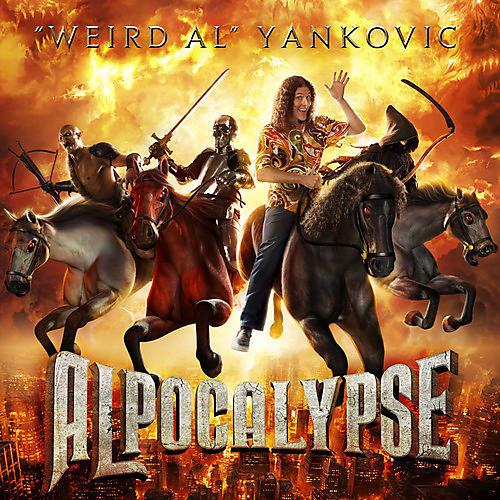 Alliance Weird Al Yankovic - Alpocalypse