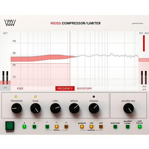 Softube Weiss Compressor/Limiter