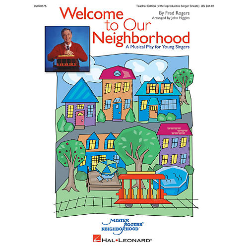 Hal Leonard Welcome to Our Neighborhood (A Musical Play for Young Singers) ShowTrax CD Arranged by John Higgins