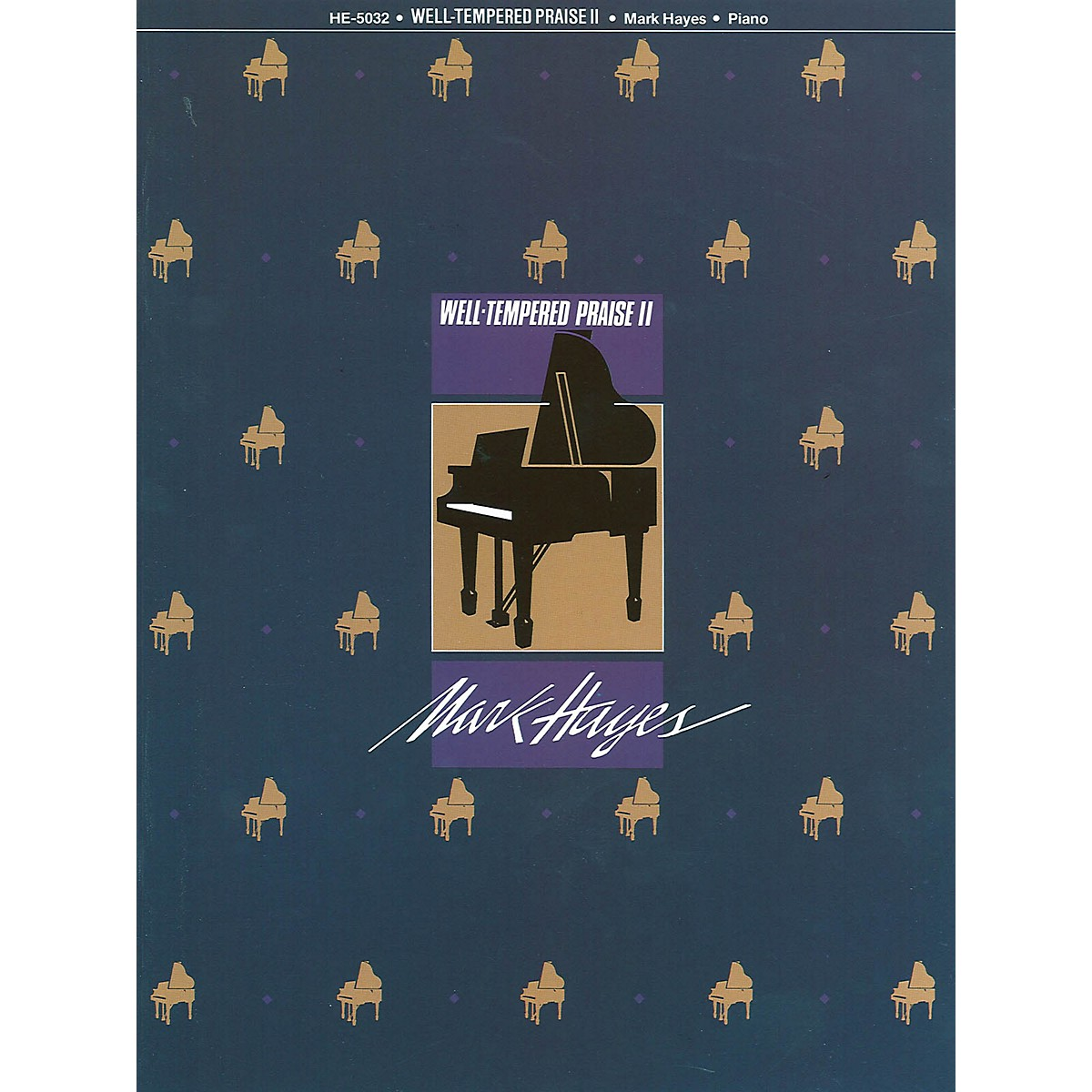 Shawnee Press Well-Tempered Praise 2 (Piano Collection) Shawnee Press Series CD
